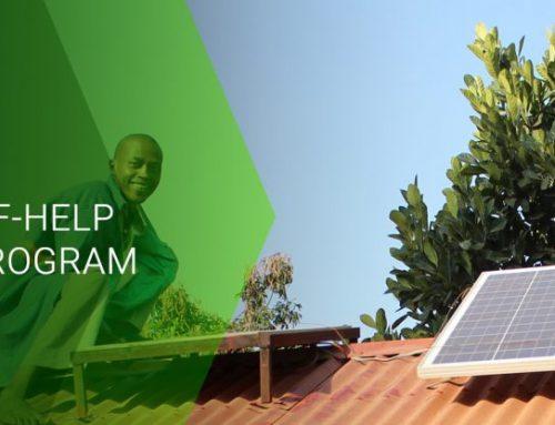 Met deze zonnepanelen helpen we vele jonge monteurs vooruit.